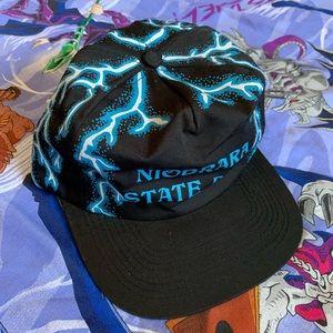 Vintage Lightning SnapBack Hat